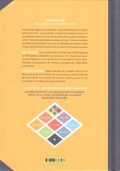 Verso de La petite Bédéthèque des Savoirs -6- Le Hasard - Une approche mathématique