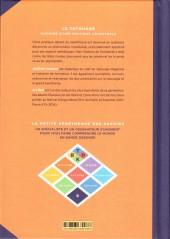 Verso de La petite Bédéthèque des Savoirs -8- Le Tatouage - Histoire d'une pratique ancestrale