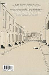 Verso de Homicide - Une année dans les rues de Baltimore -1- 18 janvier - 4 février 1988