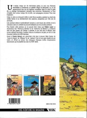 Verso de Les patriotes -2a1992- Le grand saccage