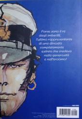 Verso de Classici del Fumetto di Repubblica (I) - Serie Oro -6- Corto Maltese - Suite caribeana