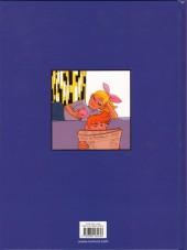 Verso de Spirou et Fantasio par... (Une aventure de) / Le Spirou de... -9- Fantasio se marie