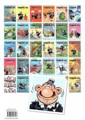 Verso de L'agent 212 -18b2011- Poulet rôti
