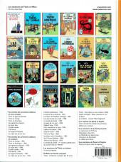 Verso de Tintin (Historique) -16c7- Objectif lune