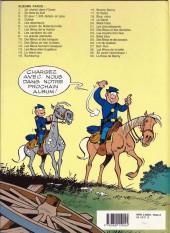Verso de Les tuniques Bleues -21a1990- Les cinq salopards