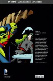 Verso de DC Comics - Le Meilleur des Super-Héros -19- Justice League - Année Un - 2e partie