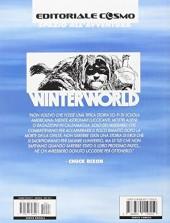 Verso de Winterworld (en italien) - Inferno di ghiaccio