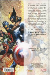 Verso de Civil War - Tome INT