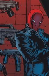 Verso de Batman : L'Énigme de Red Hood - Batman - L'Énigme de Red Hood