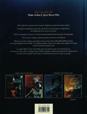Verso de Le sang des Lâches -3- La conjuration