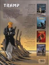 Verso de Tramp -3c12- Le bateau assassiné