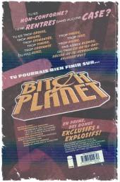 Verso de Bitch Planet -1- Extraordinary Machine