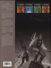Verso de Empire (Pécau/Kordey) -4- Le Sculpteur de chair