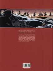 Verso de La nuit de l'Empereur -2- Les Aigles sous la neige