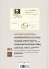 Verso de Magnum Photos -2- Cartier-Bresson, Allemagne 1945