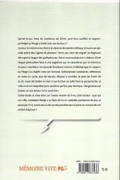 Verso de (AUT) Hergé -105- Hergé, la part du lecteur