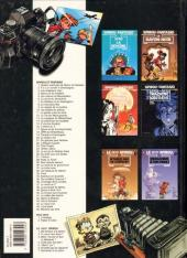 Verso de Spirou et Fantasio -46- Machine qui rêve