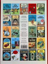 Verso de Tintin (Historique) -1C9- Tintin au pays des soviets
