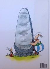 Verso de Astérix (en espagnol) -16- Astérix en Helvecia