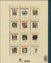 Verso de Hergé - Le Feuilleton intégral -6- 1935 - 1937