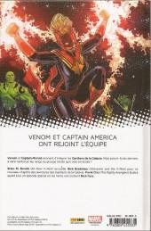 Verso de Les gardiens de la Galaxie (Marvel Now!) -3- La fin des gardiens