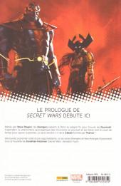 Verso de Avengers - Time Runs Out -1- La cabale