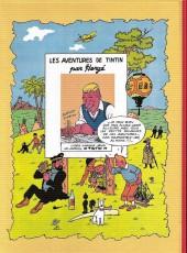 Verso de Tintin - Pastiches, parodies & pirates -a- Tintin à Barcelone