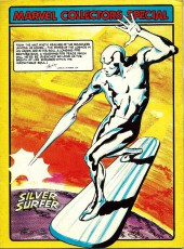 Verso de Mighty world of Marvel (The) (Marvel UK - 1972) -118- Of gods and green giants