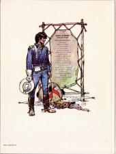 Verso de Blueberry (La Jeunesse de) -1a1982- La jeunesse de Blueberry