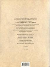 Verso de Théodore Poussin -Cah01- Cahiers Théodore Poussin 1