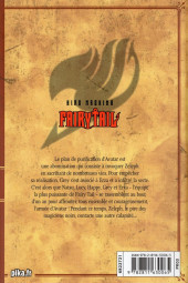 Verso de Fairy Tail -51- Tome 51