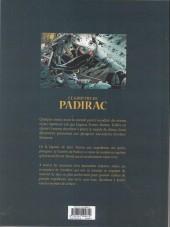 Verso de Le gouffre de Padirac -3- Retour sur de fabuleux exploits