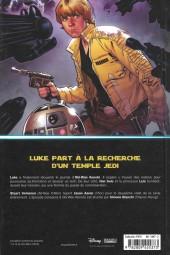 Verso de Star Wars (Panini Comics - 100% Star Wars) -2- Épreuve de force sur Nar Shaddaa