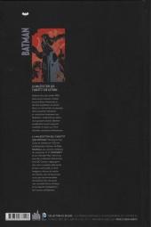 Verso de Batman : La malédiction qui s'abattit sur Gotham
