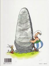 Verso de Astérix (Hachette) -6c03- Astérix et Cléopâtre