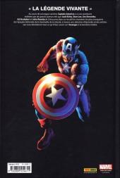 Verso de Captain America : Je suis Captain America