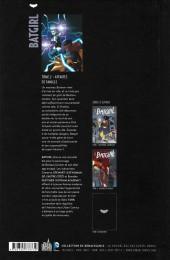 Verso de Batgirl (DC Renaissance) -2- Affaires de famille