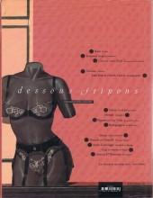 Verso de Fripons (collectif Humanos) -3- Dessous fripons