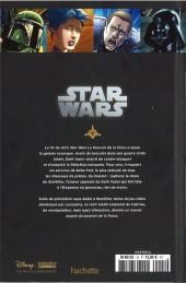 Verso de Star Wars - Légendes - La Collection (Hachette) -1446- Le pouvoir de la Force - Tome 2