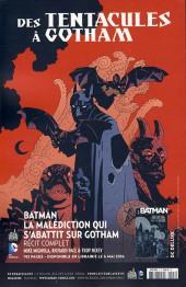 Verso de Batman Univers -3- Numéro 3