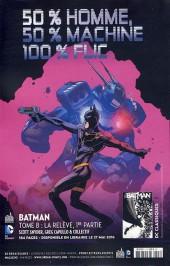 Verso de Justice League Univers -3- Numéro 3