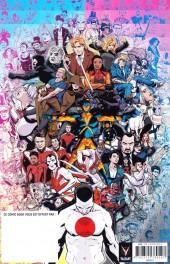 Verso de Free Comic Book Day 2016 (France) - Valiant - Le Guide officiel