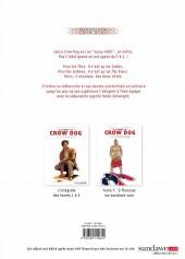 Verso de Lance Crow Dog -6- Souviens-toi de Wounded Knee