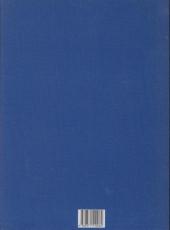 Verso de Harry Dickson -3TT- Les 3 cercles de l'épouvante