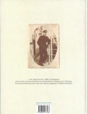 Verso de Théodore Poussin -2b2016- Le Mangeur d'Archipels
