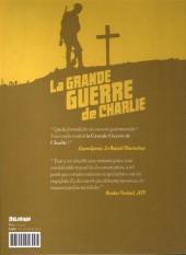 Verso de La grande Guerre de Charlie -2a- La bataille de la Somme-2