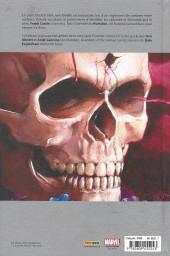 Verso de Punisher - Année un