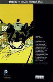 Verso de DC Comics - Le Meilleur des Super-Héros -20- Robin - Année Un