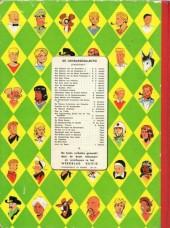 Verso de Blake en Mortimer (Lombard Collectie) -6- Het raadsel van Atlantis