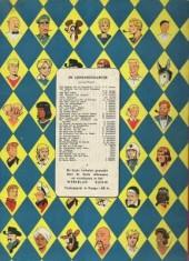 Verso de Blake en Mortimer (Lombard Collectie) -7- S.o.s meteoren - Mortimer in Parijs